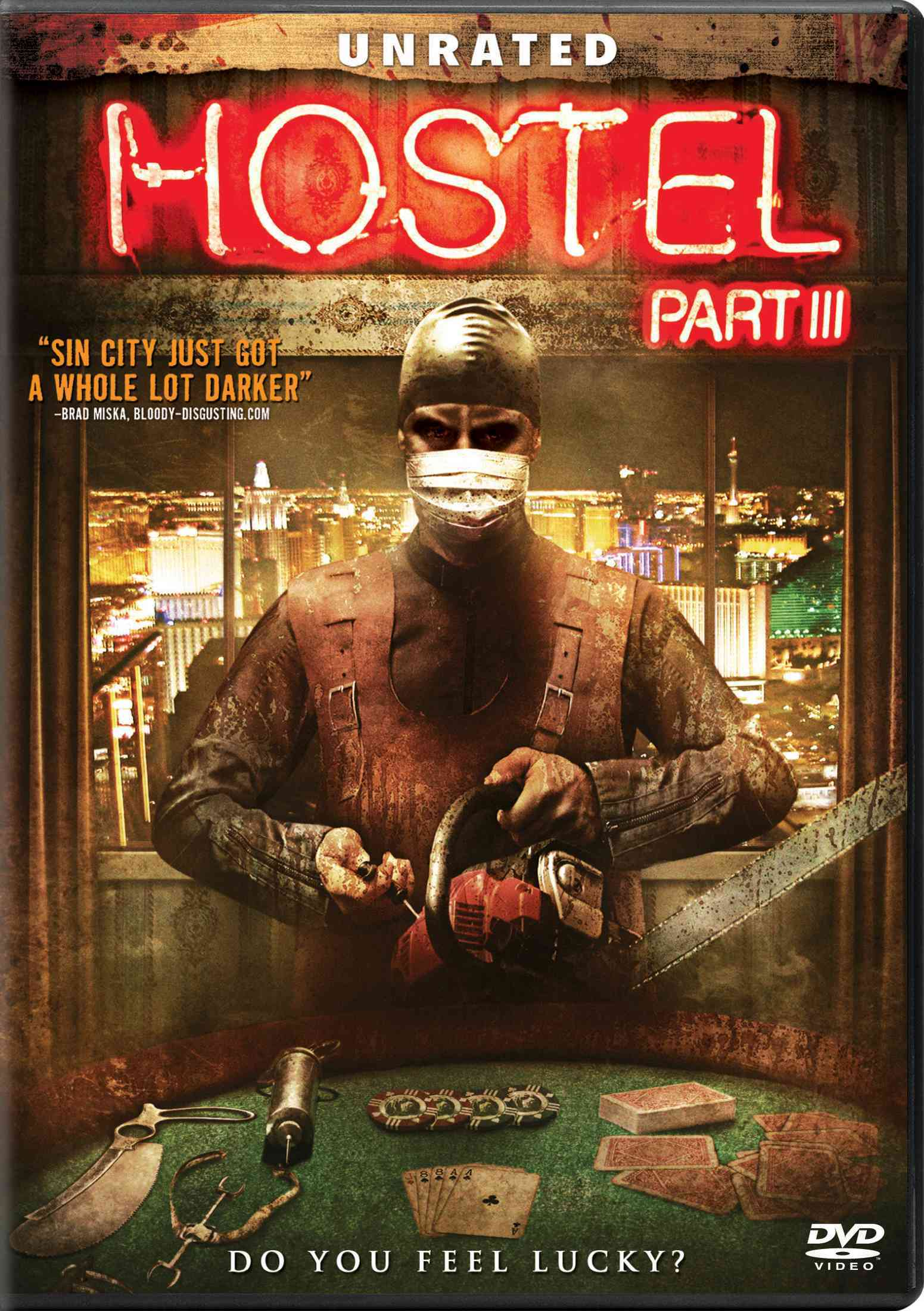 HOSTEL PART III BY KRETSCHMANN,THOMAS (DVD)