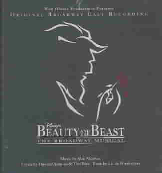 BEAUTY & THE BEAST (OCR) (CD)